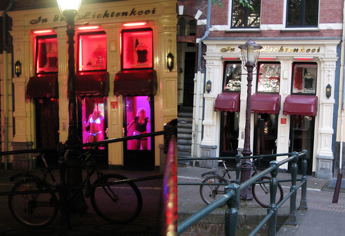 Red-Light Night + Day