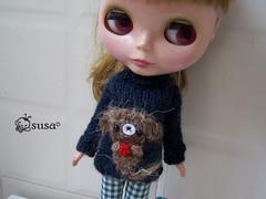Cute doggie sweater