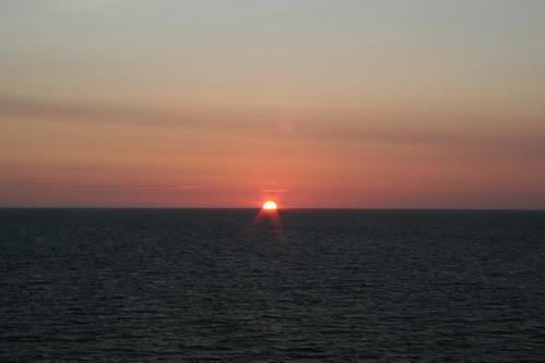 Carnival Splendor - Mazatlan Sunset (Sinking)