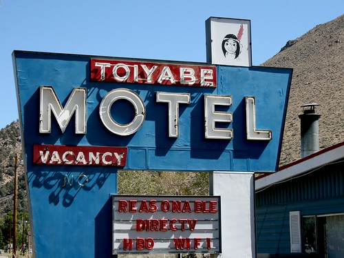 Toiyabe Motel Day II