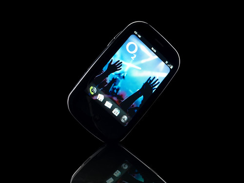 Palm Pre black_edge
