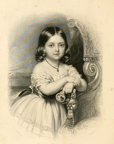 014-La princesa real Victoria-The gallery of engravings (Volume 1) 1848
