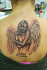 alexa angel tattoo Tattooed by Johnny