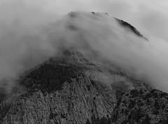 the needle (NapsWithCats) Tags: cloud cold rock misty windy spire sandiamountain needleformation wwwtomsprophotocom tomspross