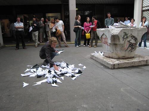 Libri d'artista per il centro di Padova