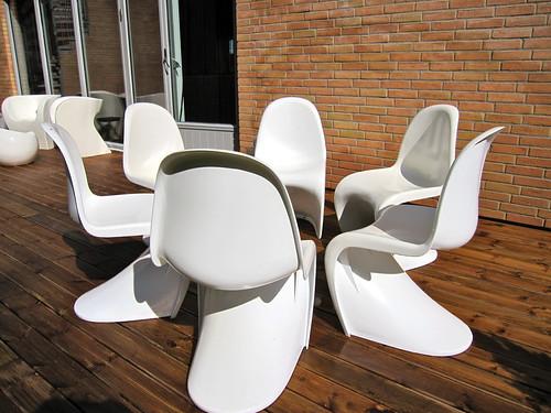 Panton Chair par Bobloggen