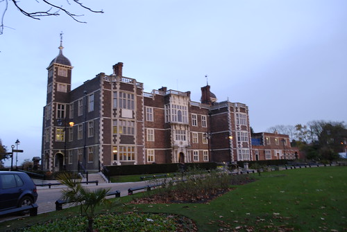 Charlton House: The end