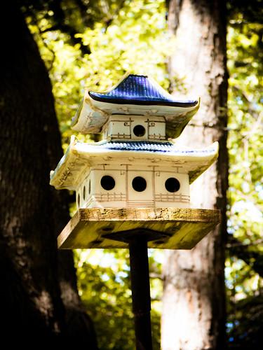 Pagoda 11 (Birdhouse)
