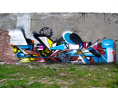 FREE REVOK by POSE. (Ironlak) Tags: pose graffiti msk ironlak graffitichicago posemsk freerevok ironlakusa