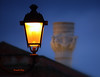 ... Via Appia Antica ... The End ! (FranK.Dip) Tags: canon streetlight salento puglia lampione brindisi capitello viaappiaantica eos450d colonnaromana dip2 flickrlovers frankdip 01072009 viacolonne