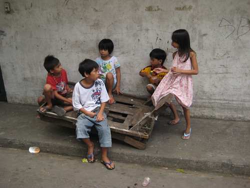 Somewhere in Manila
