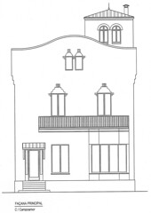 Casa plànol 2