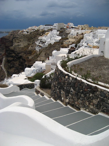 Excursion to Oia