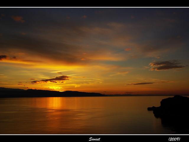 """Ennesimo tramonto """"milazzese"""""""
