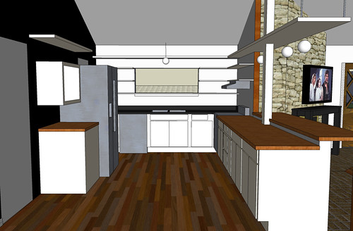 kitchen sketchup