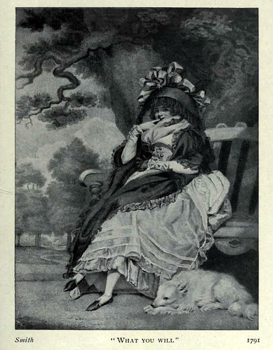 09- Moda cuadro de costumbres siglo XVIII