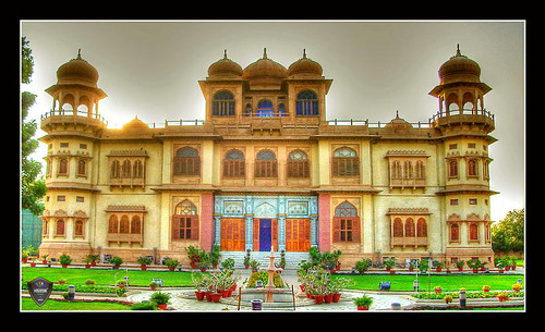 Mohatta Palace Karachi :: HDR (Explored)