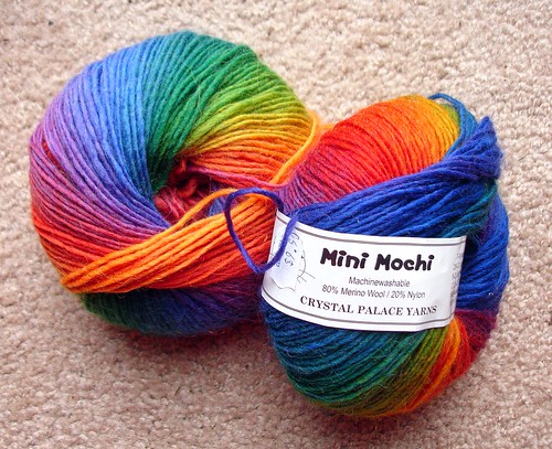 Mini Mochi!