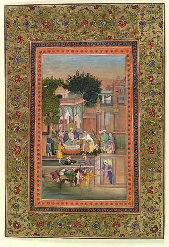 020- Pintura india siglos XVIII- XIX