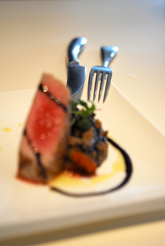Seared Tuna - DSC_2047