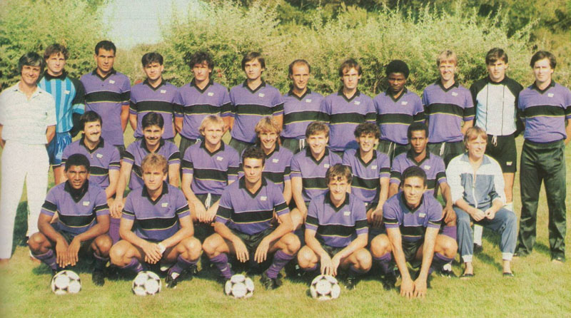istres 1986-87