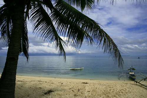 Mambacayao shore