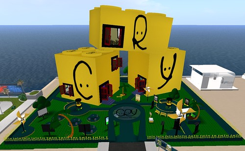 CRY NGO in Second Life