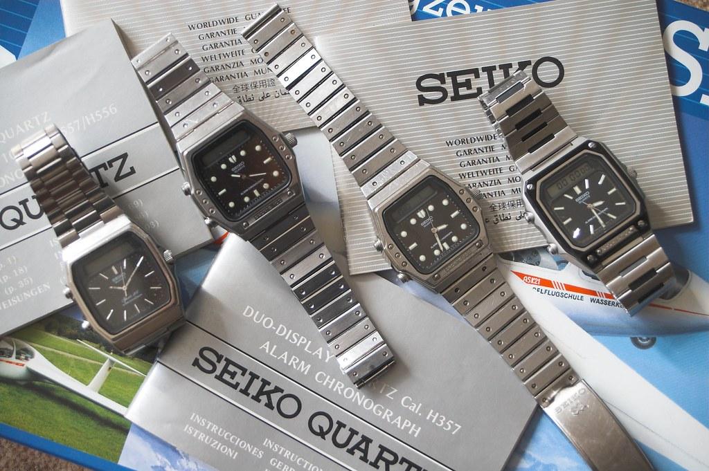 Seiko Sports 100 Collection - 01
