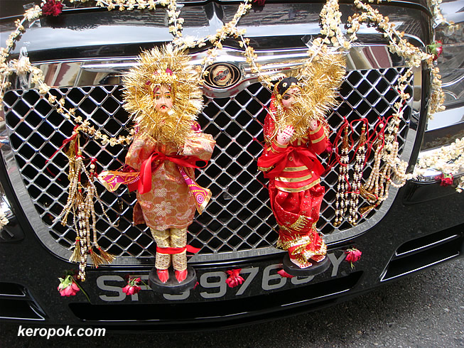 Indian Wedding Car