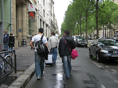 a street supports community in Paris (by: fachxx00/Daniela, creative commons license)