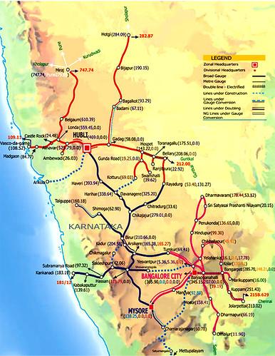 SWR Map