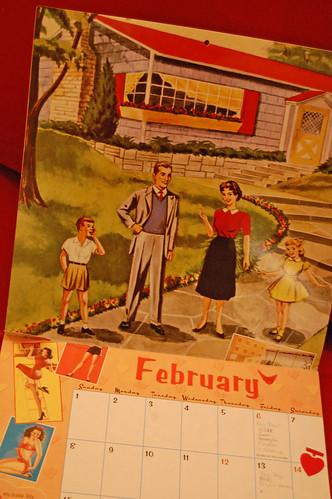 february - family