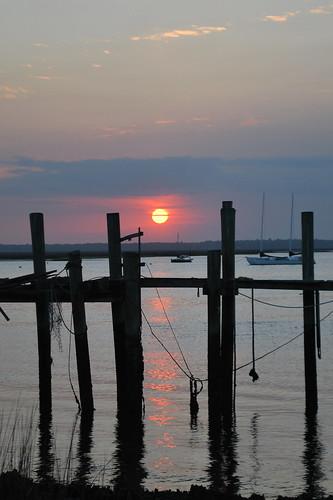 Sunset, Fernandina Beach 082049