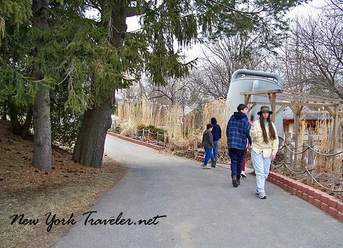 Zoo Walkway