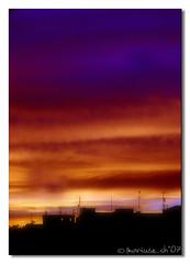 Zachód w Krakowie (m@riusz_ch) Tags: canon 350d kraków cubism krajobraz supershot krakoff platinumphoto anawesomeshot goldstaraward