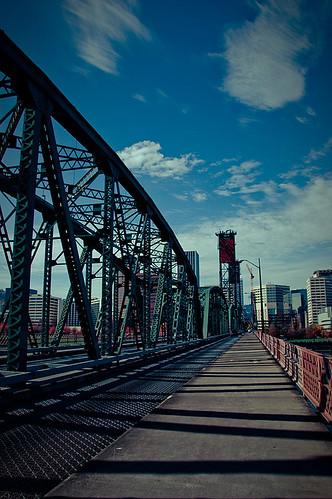 Portland Has Many Bridges