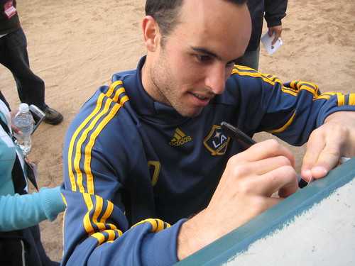 Landon Donovan Football Soccer