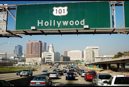 101 freeway LA