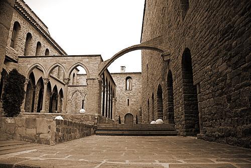 Pati del Castell