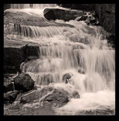 Cascading... (Helen Beresford) Tags: waterfall derbyshire falls cascade matlock cascading naturesfinest lumsdale archivetimeforme