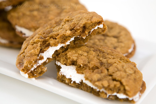 Oatmeal Creme Pies Recipe — Dishmaps
