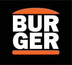 burger dmc black v2 (lgnore) Tags: 2 black logo design burger version grafik run dmc ignore