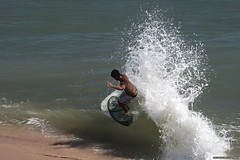 S/T (Art In Light) Tags: ocean sea portugal water gua mar cascais skim watersport skimboard skiming 400d