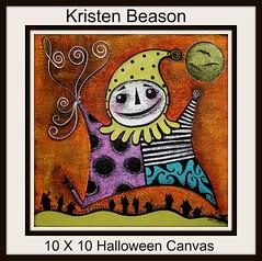Kristen Beason 7 Door Prize