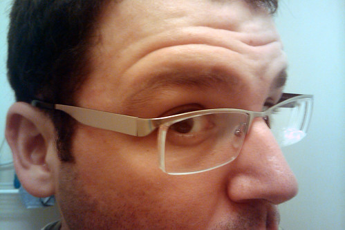 ZOMG! New Glasses!