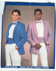 Miami Vice Tux (by gnosis / john r)