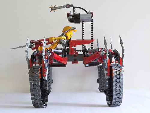 Review: 8996 Skopio XV-1 - LEGO Action Figures - Eurobricks
