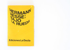 Bajo la rueda (nicolasmassi) Tags: la libro cover editorial helvetica hermann hesse docta