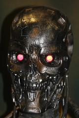 T-600 Close-up (tinyfroglet) Tags: california costumes san comic diego terminator 2009 comicon t600