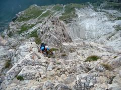 P1070702 (Antonio Palermi) Tags: alpinismo dany piramide sibillini vettore